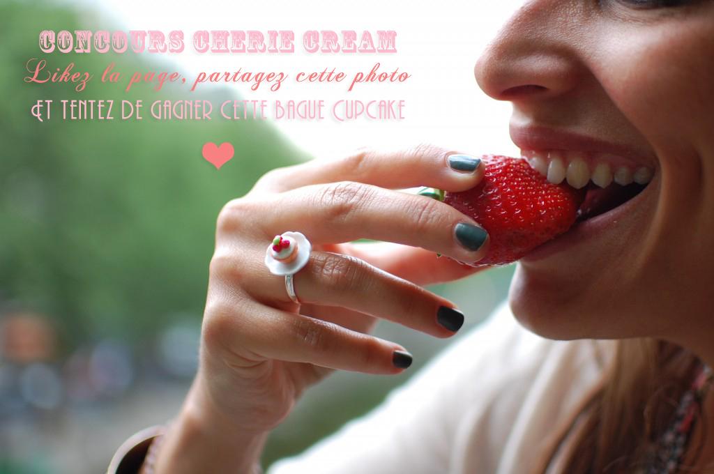 concours Chérie Cream