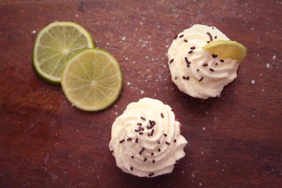 cupcake choco-citron